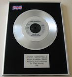 JIMMY SOMERVILLE - READ MY LIPS (ENOUGH IS ENOUGH) PLATINUM Single Presentation Disc